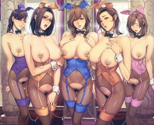 Anime Porn Magazine